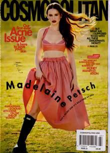 Cosmopolitan Usa Magazine MAR 21 Order Online