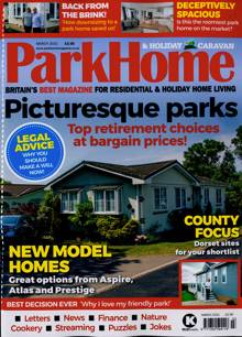 Park Home & Holiday Caravan Magazine 03 Order Online