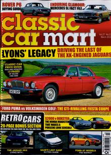 Classic Car Mart Magazine MAR 21 Order Online