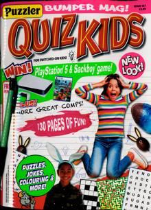 Puzzler Quiz Kids Magazine NO 147 Order Online