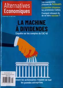 Alternatives Economiques Magazine NO 409 Order Online