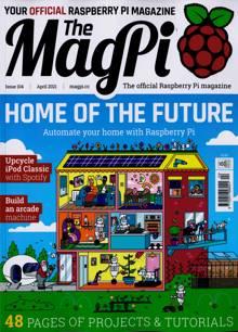Magpi Magazine APR 21 Order Online