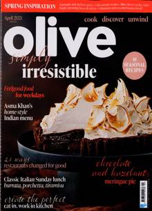 Olive Magazine Issue APR 21