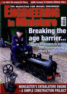Engineering In Miniature Magazine Issue MAY 21