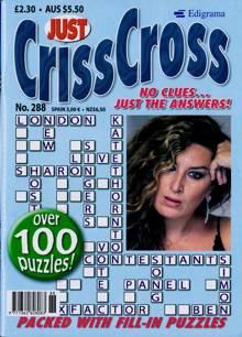 Just Criss Cross Magazine NO 288 Order Online