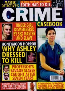 Master Detective Magazine MAY 21 Order Online