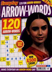 Everyday Arrowords Magazine NO 145 Order Online