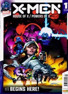 X Men Magazine Issue 15/04/2021