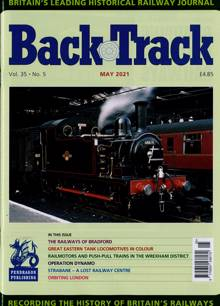 Backtrack Magazine MAY 21 Order Online