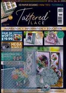 Tattered Lace Magazine NO 89 Order Online