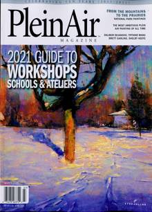 Pleinair Magazine MAR 21 Order Online