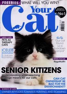 Your Cat Magazine MAR 21 Order Online