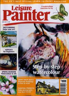 Leisure Painter Magazine Issue JUN 21