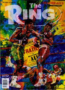The Ring Magazine APR 21 Order Online