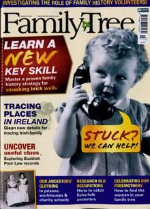 Family Tree Magazine MAR 21 Order Online