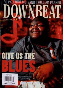 Downbeat Magazine FEB 21 Order Online