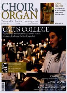 Choir & Organ Magazine MAR-APR 21 Order Online
