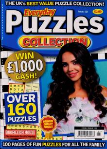 Everyday Puzzles Collectio Magazine Issue N121