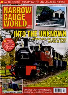 Narrow Gauge World Magazine Issue MAR-APR