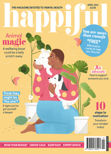 Happiful Magazine Issue Apr 21