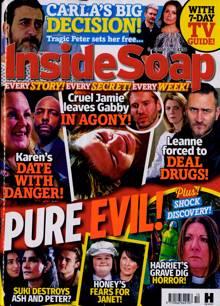 Inside Soap Magazine 06/03/2021 Order Online