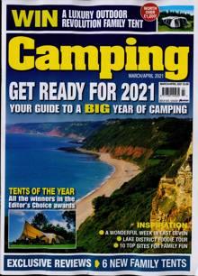Camping Magazine MAR-APR Order Online