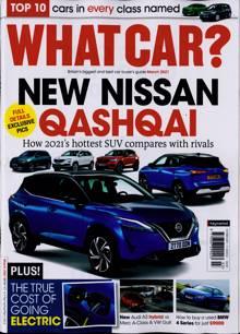 What Car Magazine MAR 21 Order Online