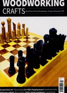 Woodworking Crafts Magazine Issue NO 66