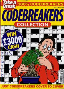 Tab Codebreakers Collection Magazine NO 3 Order Online