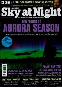 Bbc Sky At Night Magazine MAR 21 Order Online