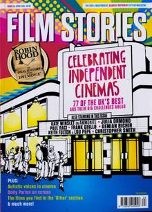 Film Stories Magazine Issue NO 24