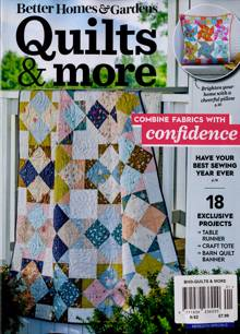 Bhg Quilts And More Magazine 01 Order Online