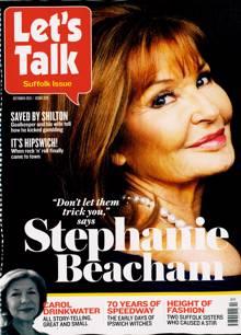 Lets Talk Suffolk Magazine Issue OCT 21