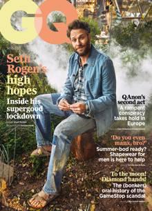 Gq Magazine MAY 21 Order Online