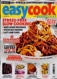 Easy Cook Magazine Issue NO 141