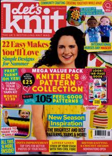 Lets Knit Magazine Issue MAY 21