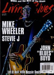 Living Blues Magazine 70 Order Online