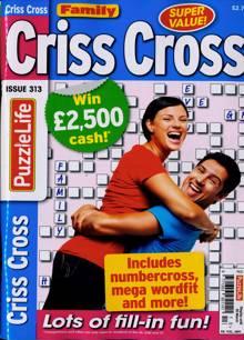 Family Criss Cross Magazine NO 313 Order Online