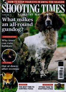 Shooting Times & Country Magazine Issue 21/04/2021