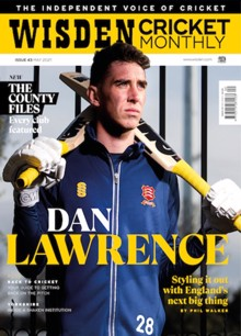 Wisden Cricket Magazine MAY 21 Order Online