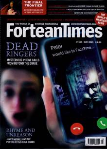 Fortean Times Magazine Issue MAY 21
