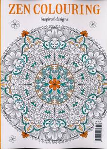 Zen Colouring Magazine Issue NO 51