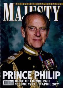 Majesty Magazine MAY 21 Order Online