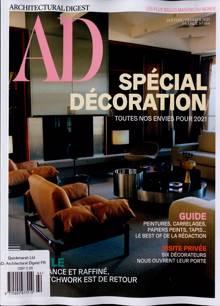 Architectural Digest French Magazine NO 164 Order Online