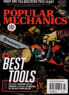 Popular Mechanics Magazine Issue MAR-APR