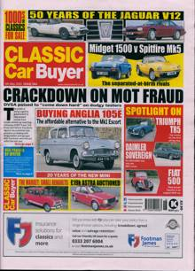 Classic Car Buyer Magazine 05/05/2021 Order Online