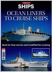 World Of Ships Magazine Issue NO 18