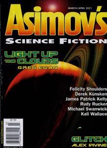Asimov Sci Fi Magazine MAR/APR Order Online