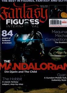 Fantasy Figures International Magazine MAR 21 Order Online