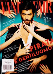 Vanity Fair Italian Magazine Issue NO 21014